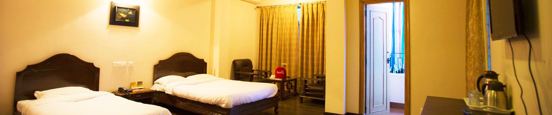 Hotel Rendezvous Deluxe Rooms